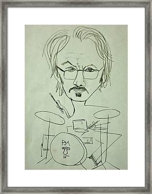 Me Framed Print by Pete Maier