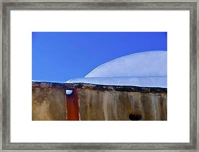 Mission San Jose De Tumacacori Framed Print by DRK Studios