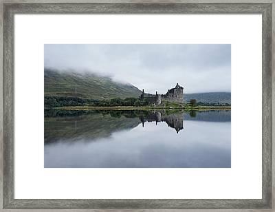 Mist At Kilchurn Framed Print