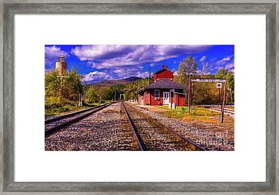 Montpelier Vermont Framed Print