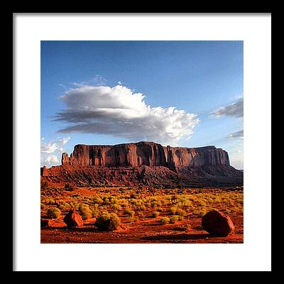Landscapes Framed Prints