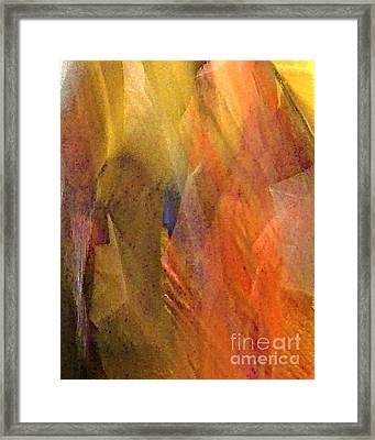 Framed Print featuring the photograph Moodscape 10 by Sean Griffin