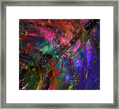 More Than A Feeling Framed Print by Kevin Caudill