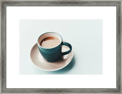 Morning Framed Print by Happy Home Artistry