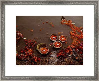 Morning Prayer Framed Print