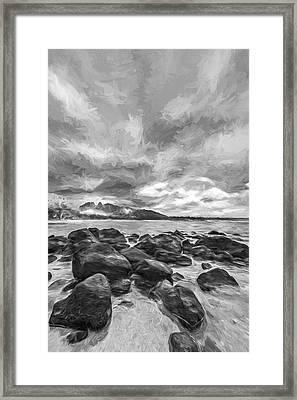 Morningtide II Framed Print