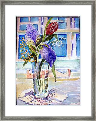 Mother's Day Framed Print by Mindy Newman