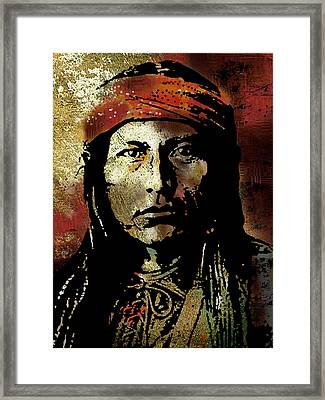 Naichez Framed Print