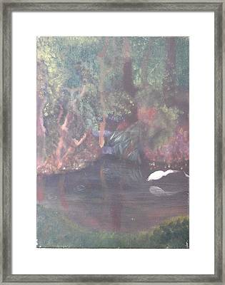 Nature In Disguise Framed Print by Katrice Kinlaw