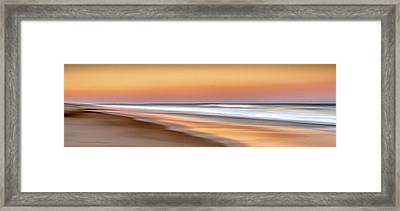 Nauset Beach 5 Framed Print