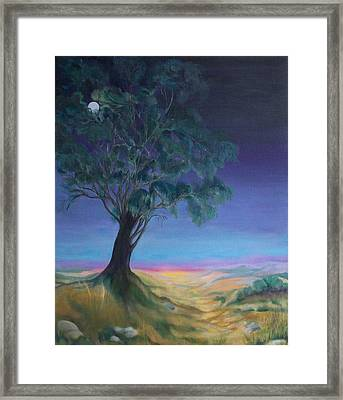 New Day Framed Print by Irene Corey