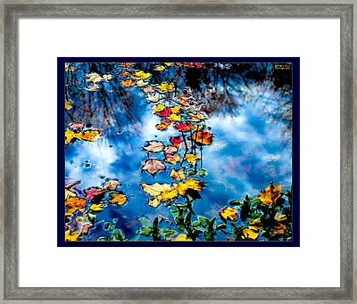 New England Water Color Framed Print by William Bray