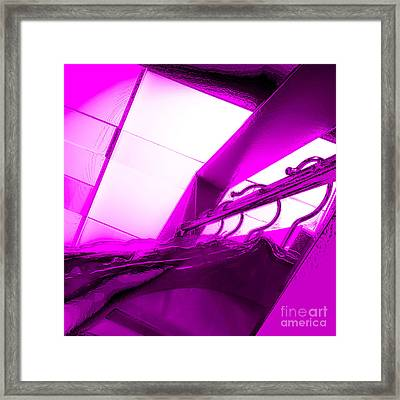 New Machine  Framed Print by Adriano Pecchio