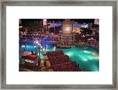 Nightlife Framed Print by Stephen Campbell