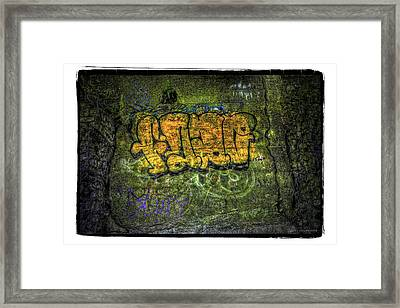 No.3 Framed Print by Jerry Golab