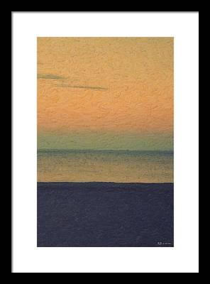 Salon Decor Framed Prints