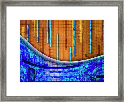 Framed Print featuring the photograph Nothing Is True by Paul Wear