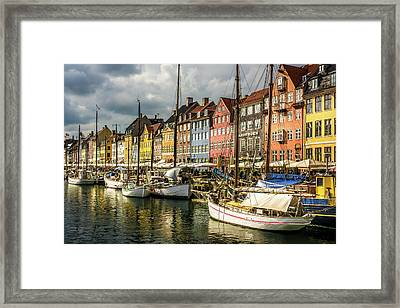 Nyhavn Framed Print