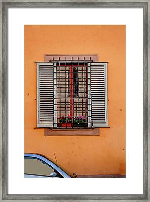 Old And New Framed Print by Andrew Soundarajan