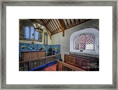 Old Chapel Framed Print