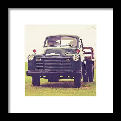 Truck Framed Prints