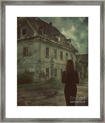 Old House Framed Print