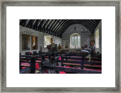 Olde Church Framed Print