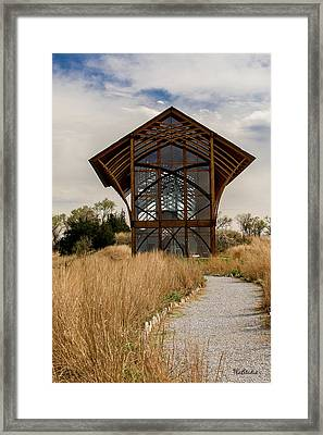 Omaha Holy Family Shrine 2 Framed Print