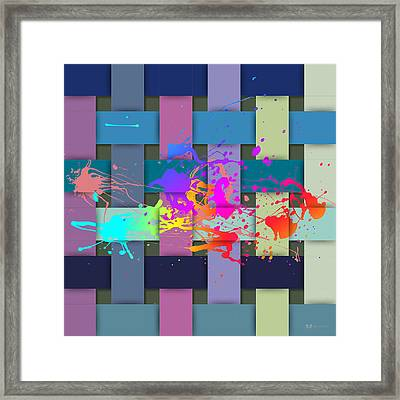 One Classy Summer In The Hamptons Framed Print by Serge Averbukh