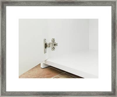 Open Door Framed Print