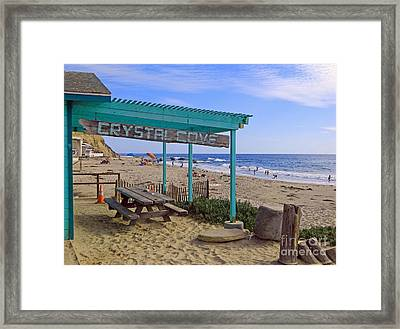 Orange County Framed Print