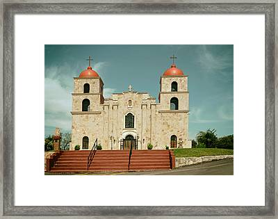 Our Lady Of Guadalupe Church Framed Print