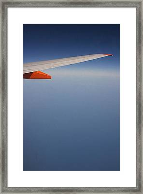 Out There Framed Print by Jez C Self