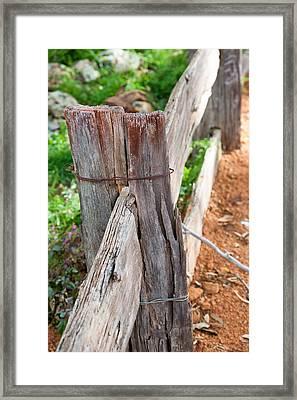 Outback Australia Framed Print by Niel Morley