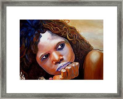 Outback Beauty Framed Print