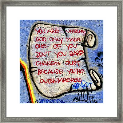 Outnumbered Framed Print by Paul W Faust -  Impressions of Light