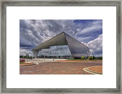 Owensboro Kentucky Convention Center Framed Print by Wendell Thompson