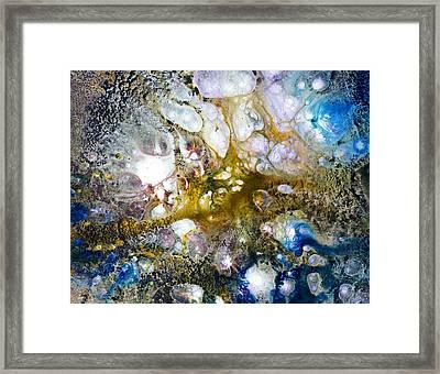 Laniakea Framed Print by Ron Matzov