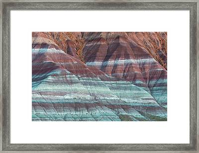 Paria Canyon Framed Print