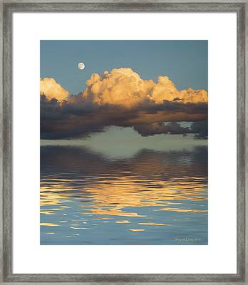 Passage Framed Print by Jerry McElroy
