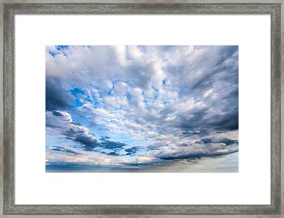 Framed Print featuring the photograph Passing On by Anthony Rego
