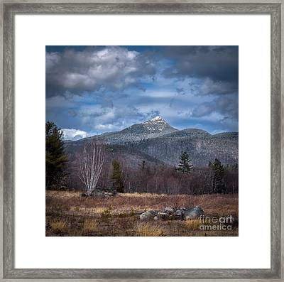Passing Storm Framed Print by Scott Thorp