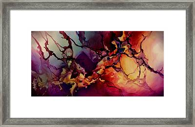 Passion Framed Print by Michael Lang