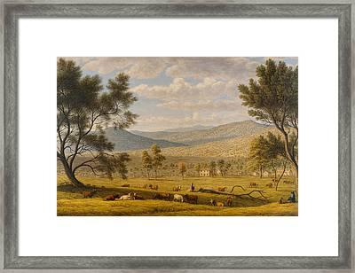 Patterdale Farm Framed Print by John Glover