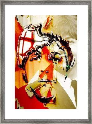 Paul Mccartney Art Framed Print