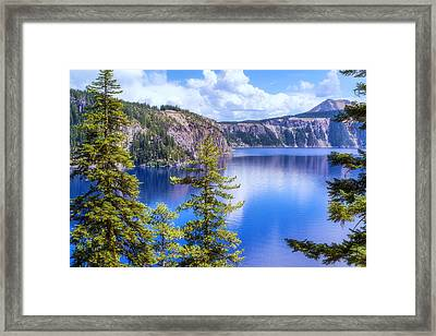 Wish I Was There Framed Print