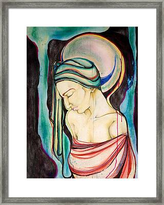Peace Beneath The City Framed Print by Sheridan Furrer