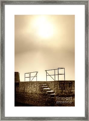 Peaceful Atmosphere Framed Print