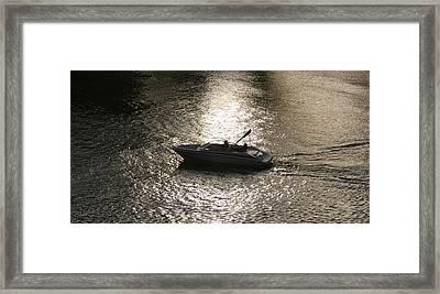 Peaceful Bliss Framed Print by Holly Ethan
