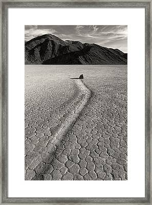 Perseverance Framed Print by Mike Lang